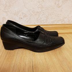 Туфли натур.жен.