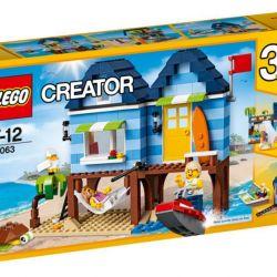 Конструктор LEGO Creator 31063 Отпуск у моря