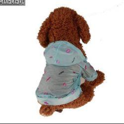 Raincoat new for a dog