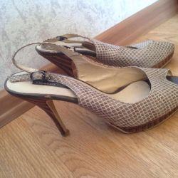 Sandale din piele 39-40