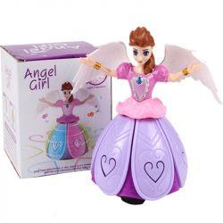 Doll Angel Girl musical glowing