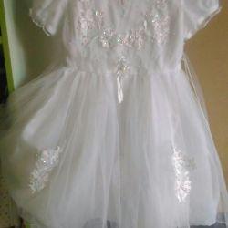 Платье 2/4г