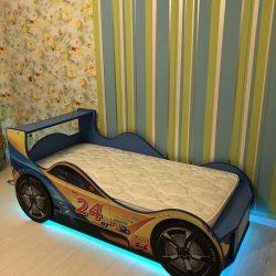 Araba yatak