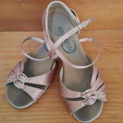 Dance Shoes çözümleri 33, 34