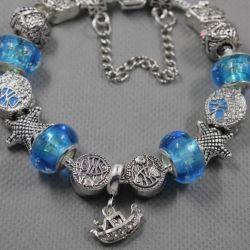 Bracelet in the style of Pandora 1991