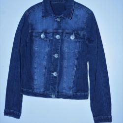 Button Down Gloria Jeans Denim Jacket