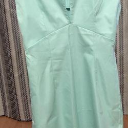Το φόρεμα είναι νέο (καλοκαίρι, σε έξοδο)