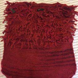 Vest (sleeveless) woolen miss sixty