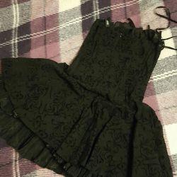Чeрное платье
