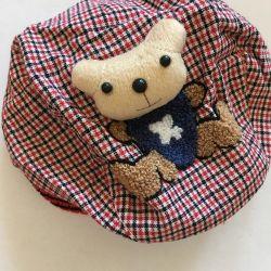 New beret 0-1,5 years