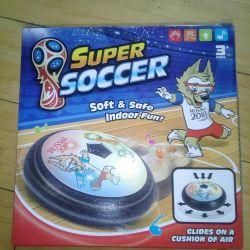 New Home Aerofootball