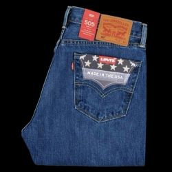 SALE! Джинсы LEVI'S 505 made in USA 30 / 31 / 32