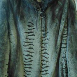 Mink γούνινο παλτό 48-52r