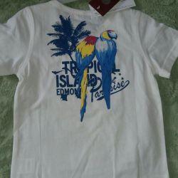New T-shirt p. 98