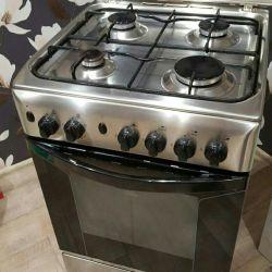 Κουζίνες αερίου Indesit