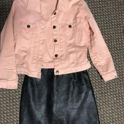 Yeni kot ceket