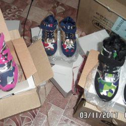 Sneakers new winter