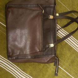 τσάντα (Marni) πρωτότυπο. Η ανταλλαγή είναι δυνατή