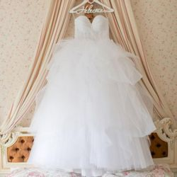 Wedding Dress Cabbiano