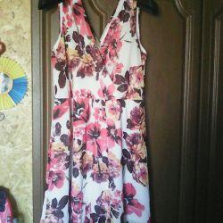 Платье( сарафан) 48-54