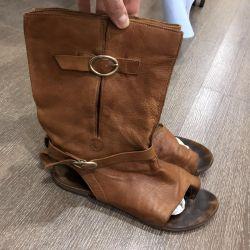 Літні чоботи