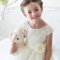 Νέο κομψό φόρεμα για τα κορίτσια 7-8-9-10