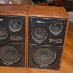 speakers are different