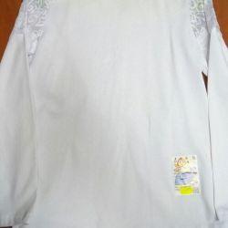 School blouse for girl