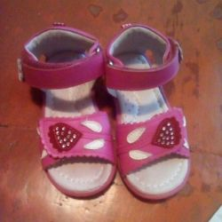 I will sell sandals solution 23