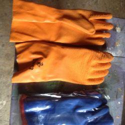Γάντια επεξεργασίας ψαριών