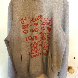 New sweatshirt size xxxl