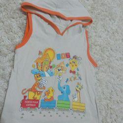 Children's shirt for 1.5-2 years