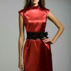 Designer dress Balunova