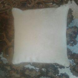 Throw pillows (spandex) 2 pieces