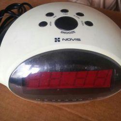 Radio-clocks