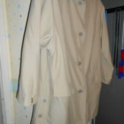 I will sell a jacket - a raincoat of the big size !!