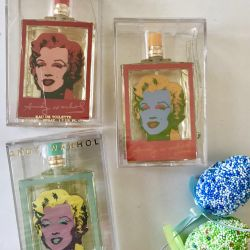 New perfume Andy Warhol original