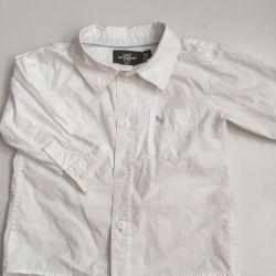 Shirt on the boy 74-80cm