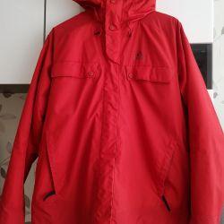 Демисизонная Куртка фирмы Adidas