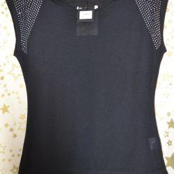 Bir marka-Avrupa etiketi ile yeni bluz