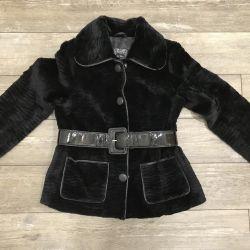 Куртка из меха кролика