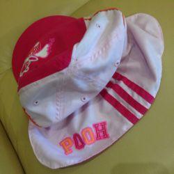 Καπέλο για κορίτσια Adidas πρωτότυπο