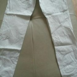 Παντελόνι καλοκαιρινό βαμβακερό βαμβάκι