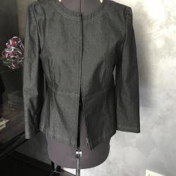 Jacket female jeans 48 r, USA