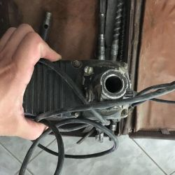 Drill perforator chipper