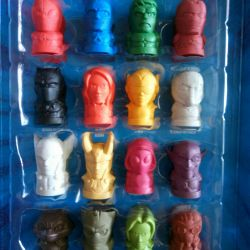 Erasers Marvel Erasers Collection