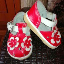 Σανδάλια 10,5 cm με σόλα. Παπούτσια, παπούτσια.