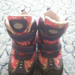 Ботинки зимние мембрана 27 р-р