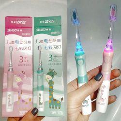 🔥 Çocuk Diş Fırçası Parlayan + 3 Püskürtme Uçları