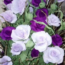 Λουλούδια και χειροτεχνίες
